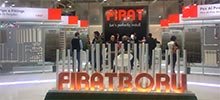 Fıratboru was at SODEX with its new products.