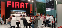 Great interest shown in new products of Fırat at Interfresh Agricultural Irrigation Fair