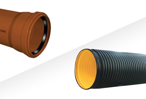 Sewerage Pipe Systems