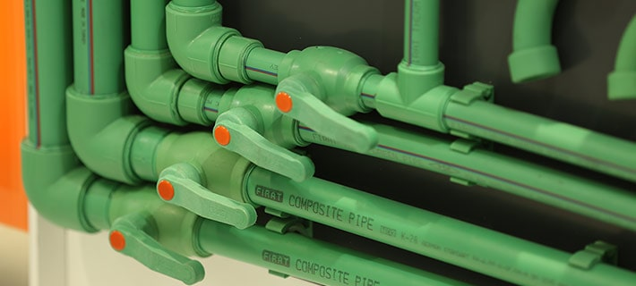 PPRC Pipe - General Information | Fırat Plastic
