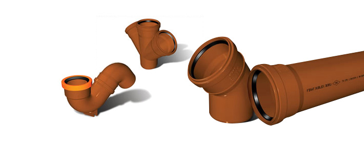 PVC Pipe and Fittings - General Information | Fırat Plastic