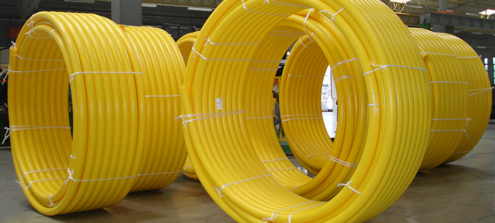 Natural gas pipe and fittings general information