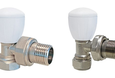 New Type Radiator Valves